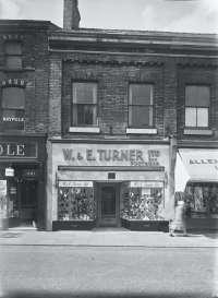 W & E Turner