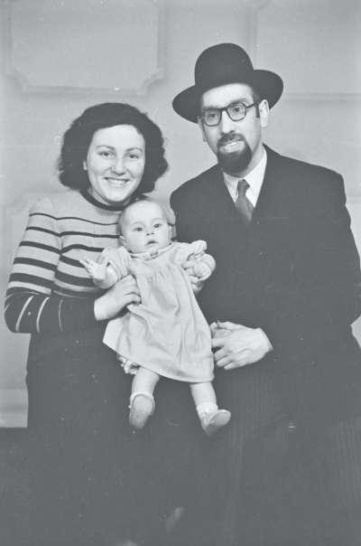 Portrait of a family