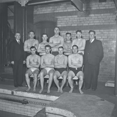 Swimming Team