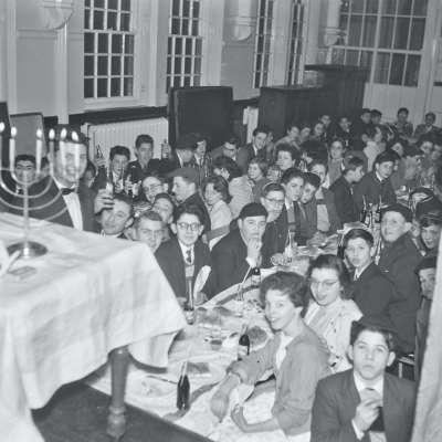 Jewish Group Celebration
