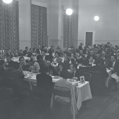 Large dinner event