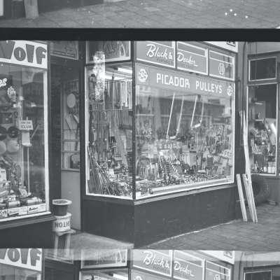 J. Isaacs shop front