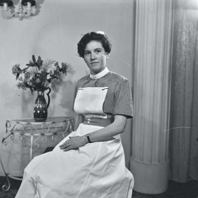 Portrait of a nurse