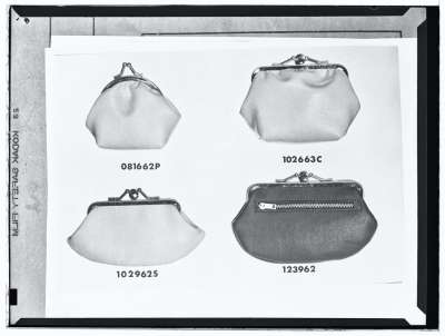 Portrait of purses