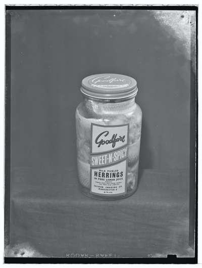 Food jar promotion