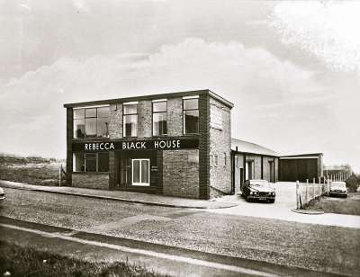 Rebecca Black House, Derby Street