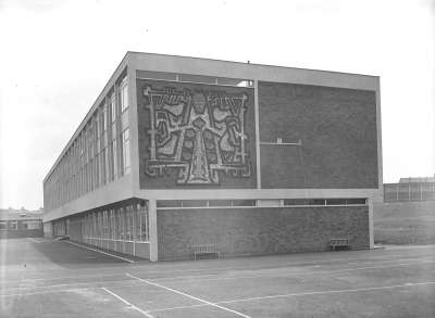 Cromwell Girls School Mural