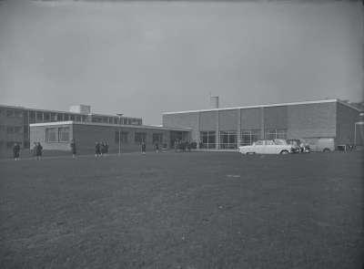 Hope Hall School exterior view