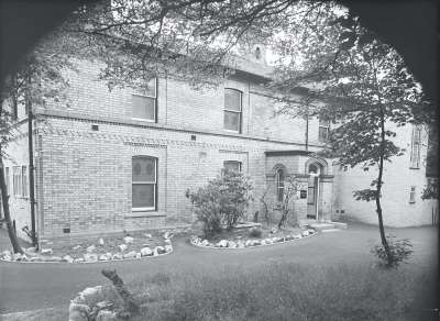 Emanuel Raffles House