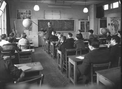 Clarendon Secondary Modern School