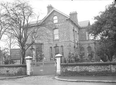 Cassell Fox School building