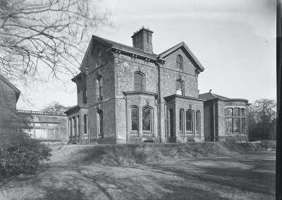 Manchester Jewish Grammar School Exterior