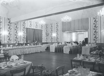 Fruhman's interior