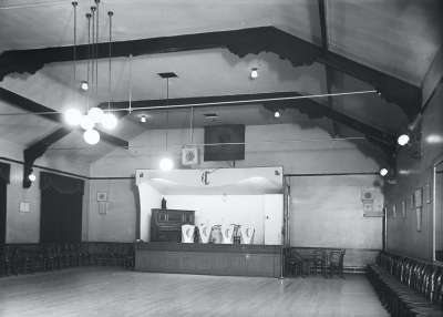 Chiltern's Dance hall