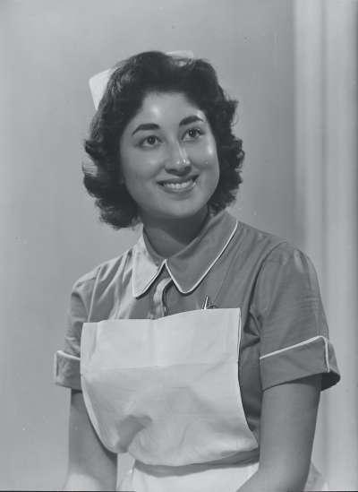 Nurse Bernice.
