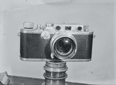 Photograph of a camera