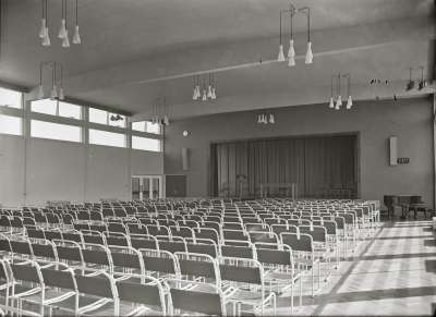 Salford Technical School, Assembly Hall
