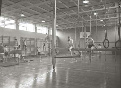 St. Lawrence, Gymnasium