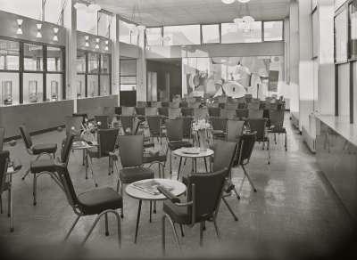 Hospital café