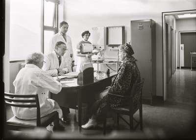 Hospital team