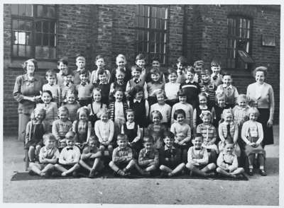 Group portrait of children