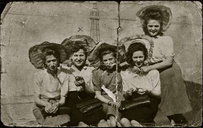 Group at Blackpool