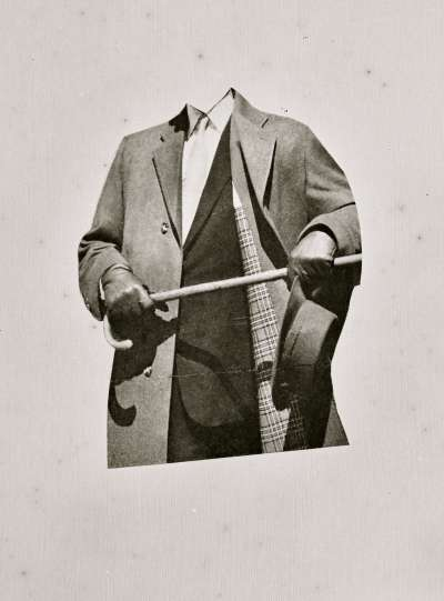 Photograph of overcoats