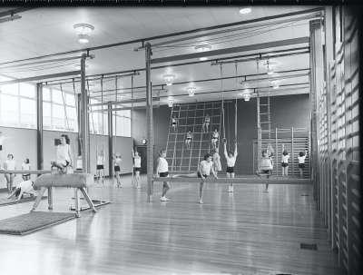 Ordsall High Gymnasium