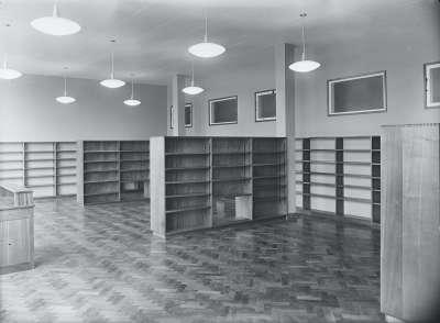 Ordsall High Library