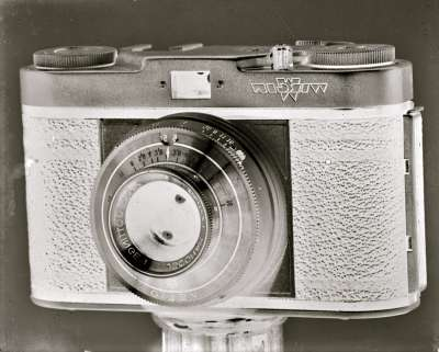 Photograph of camera close up