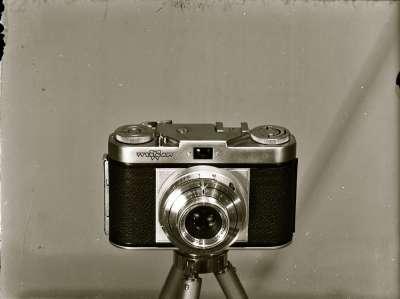 Photograph of camera