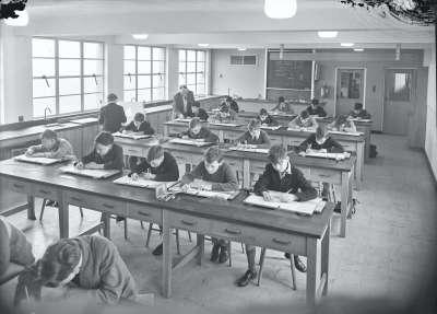 Hope Hall Secondary Modern Classroom