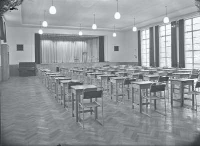 Hope Hall Secondary Modern Hall