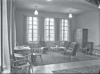 Hope Hall Secondary Modern Staff room