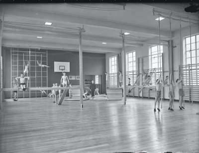 Hope Hall Secondary Modern Gymnasium