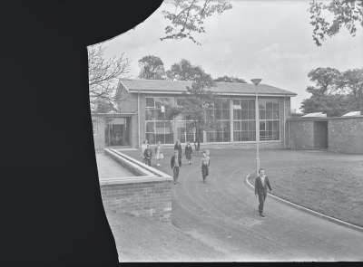Fernhill School Building