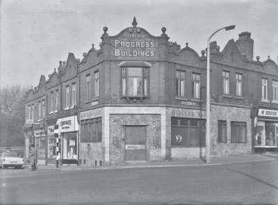 Midland Bank, Progress Buildings