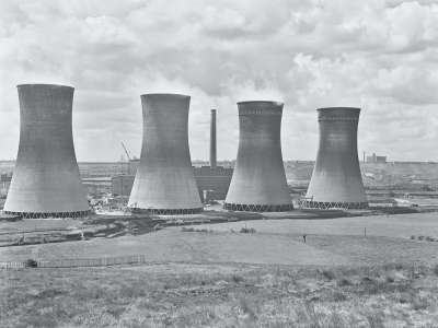 Agecroft Cooling Towers