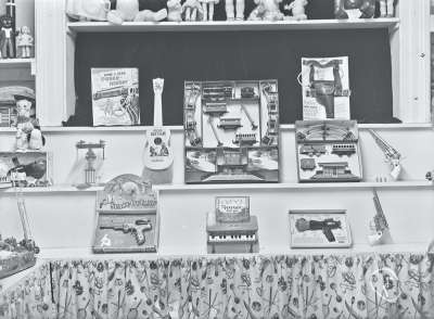 Toy display