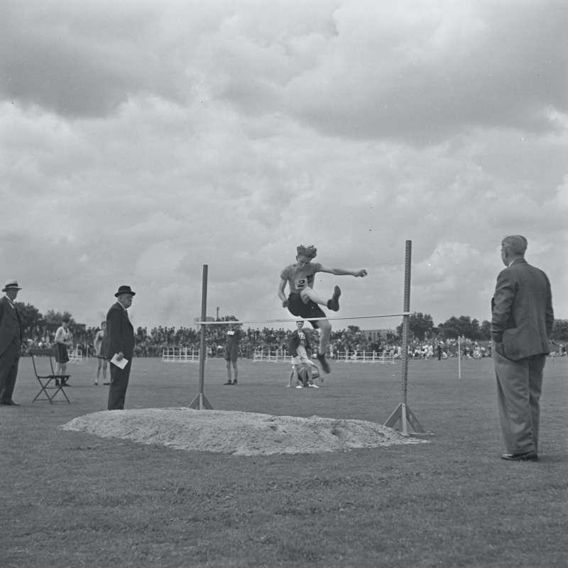 Salford Schools Sports Day 1950