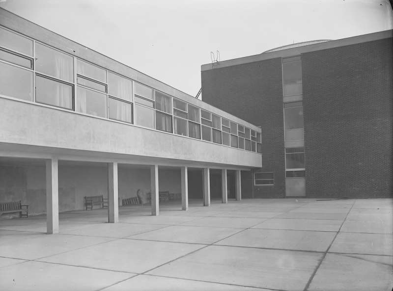 Broughton High School (formerly), later Kersal High School