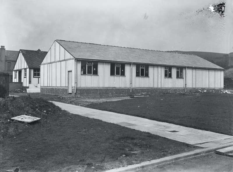 Ash's prefab building