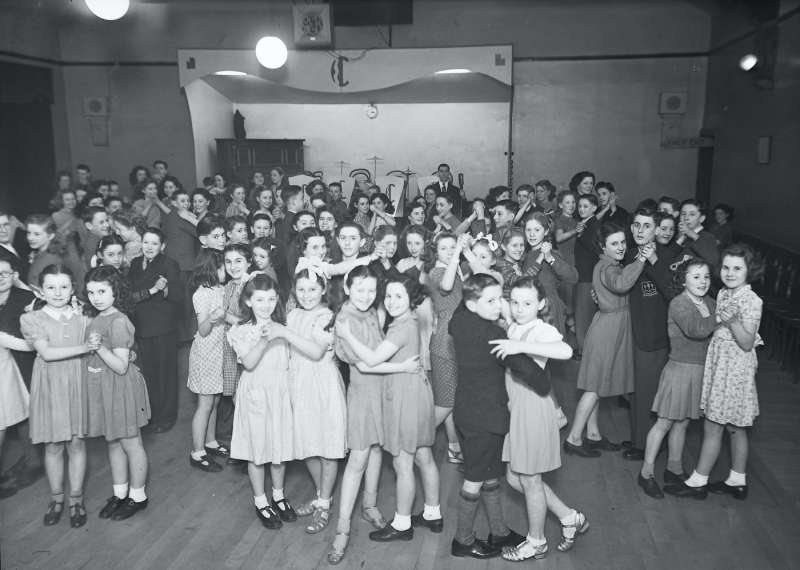 Chiltern's Dance hall