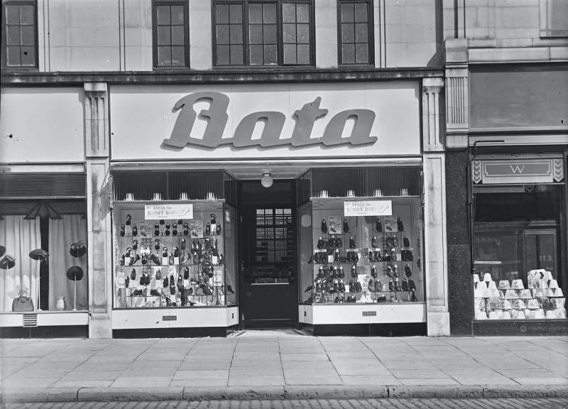 Bata shoe shop