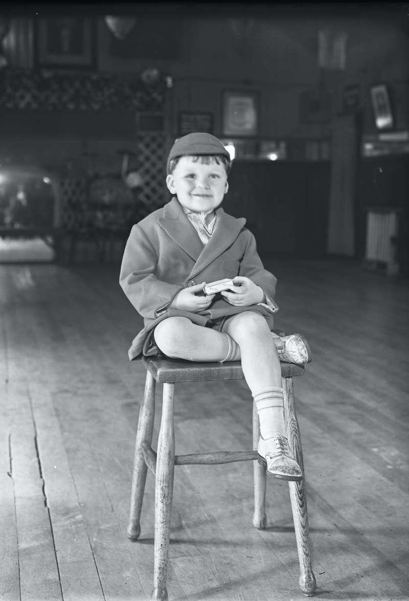 Finnigans, Portrait of a boy