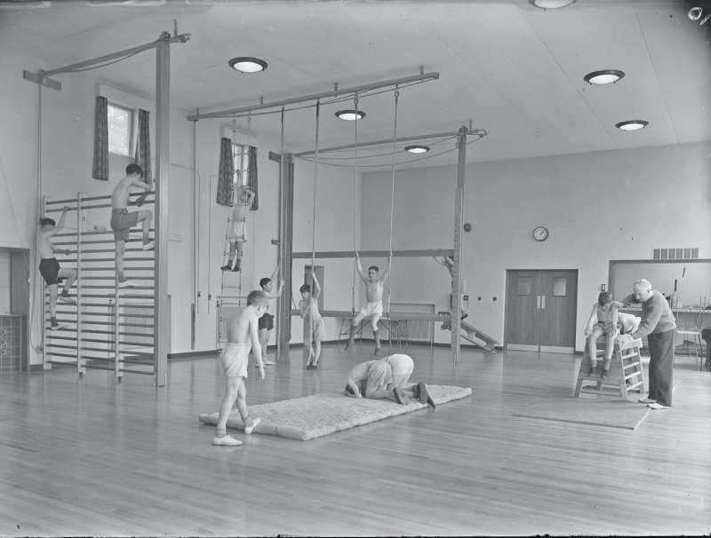 Fernhill School Gymnasium