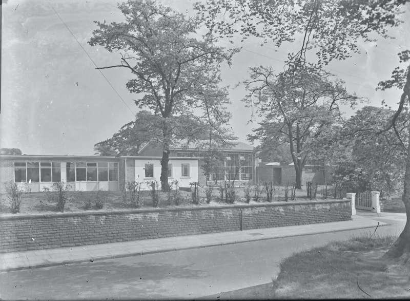 Fernhill School Building