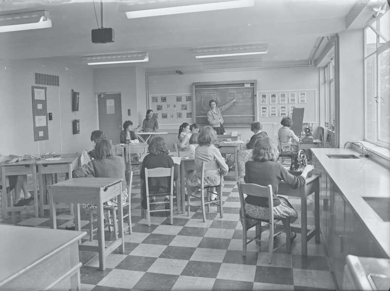 Fernhill School Fernhill School Classroom